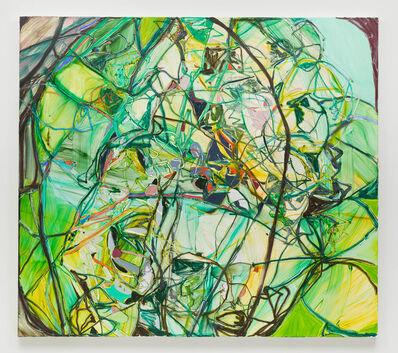 Jadé Fadojutimi, 'Mosaicked Utterance', 2020