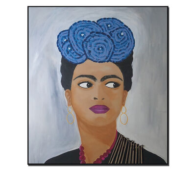 Leticia Licette Plascencia Nunez, 'Frida Kahlo', 2017