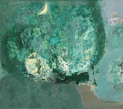 Michio Takayama, 'Fantasia Romanesque ', ca. c. 1960s -1970s