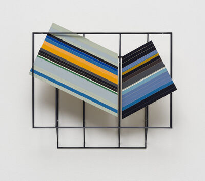 Jay Gard, 'Gitterbild Albers', 2017