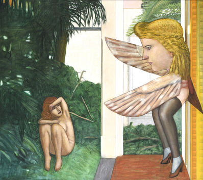 Pat Andrea, 'L'Annonciation', 1996