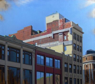 Ed Stitt, 'Boylston Greeting', 2010