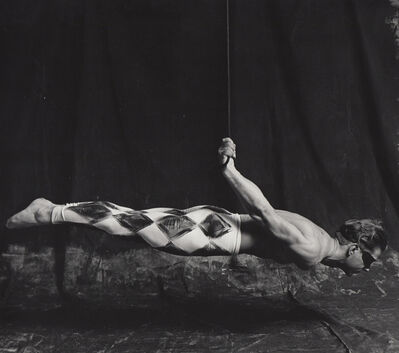 Marcus Leatherdale, 'Parallel Trapeze', 1988