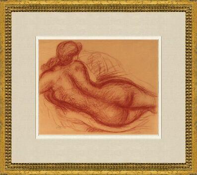 Aristide Maillol, 'Nude'