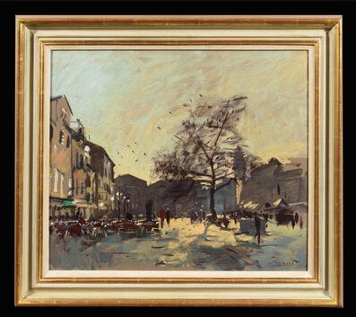 Ken Howard, 'Campo S Marguerita, Afternoon Light', 1950-2010