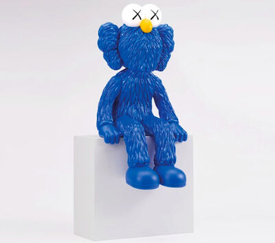 KAWS, 'BFF Seeing (Lamp)', 2018