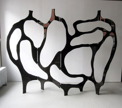Jacques Jarrige, 'Meander Sculpture Screen', 2012