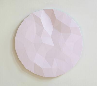 Rupert Deese, 'Upper Merced/Upper Tuolumne Rivers/2 (pink)', 2019