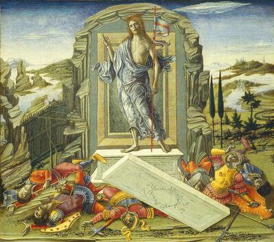 Benvenuto di Giovanni, 'The Resurrection', Probably 1491
