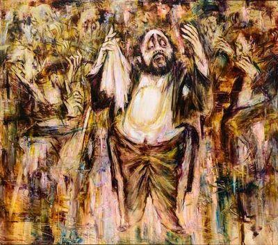 Mark Tochilkin, 'Pavarotti', 2015
