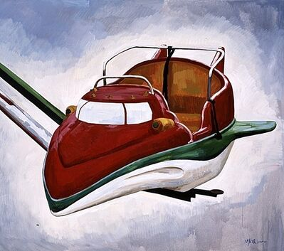 Liu Weijian, 'The Flying Car', 2010