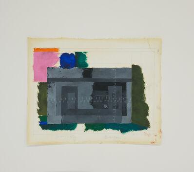 Mauro Piva, 'Homenagem (Teste de cores J. Albers) XIII', 2016