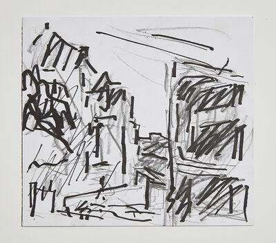Frank Auerbach, 'The House', 2011