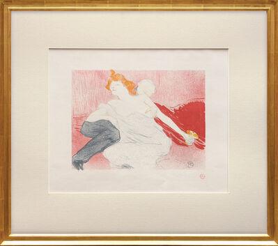 Henri de Toulouse-Lautrec, 'Débauche (The Debaucher)', 1896