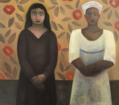 Lynn Katsafouros, 'Sisters', ca. 2021