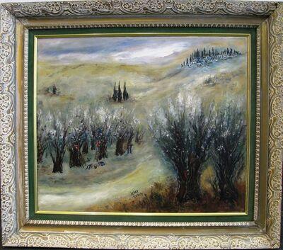Reuven Rubin, 'Galilean Landscape', 1957-1959