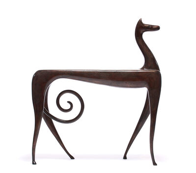Judy Kensley McKie, 'Horse Side Table', 2007