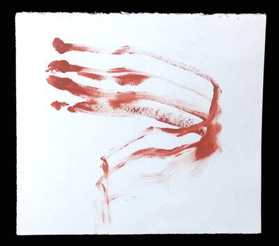 Priscila González, 'Body Print No. 2', ca. 2016