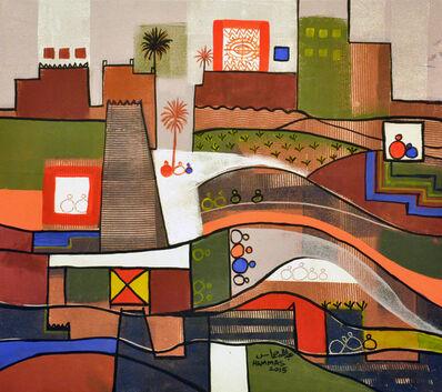 Abdullah Hammas, 'Untitled 11', 2015