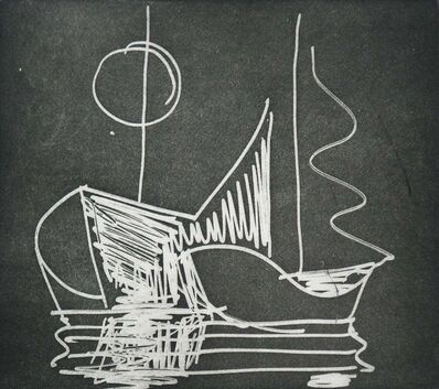 Paul Resika, 'Little Boats II', 2001