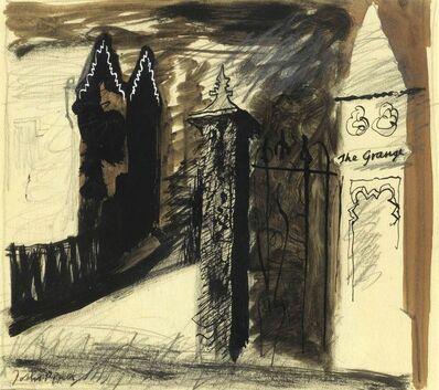 John Piper, 'Cheltenham, c.1939', ca. 1939
