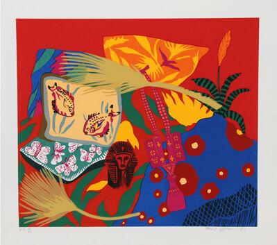 Hunt Slonem, 'Tribute', 1980