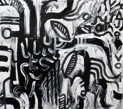 Neil Nieuwoudt, ' Eno Kko's Machinations', 2020
