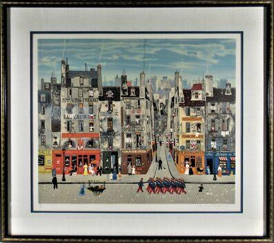 Michel Delacroix, 'La Parade', 1978