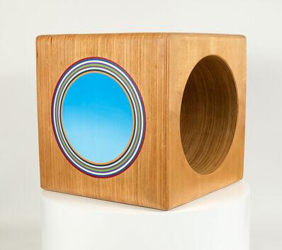 Mark Knoerzer, 'Large Cube', 2019
