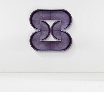 Amir Nikravan, 'Rational Design ( Purple Pill)', 2017