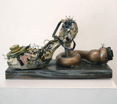 Deborah Standard, 'Shoeing Away Rights', 2015