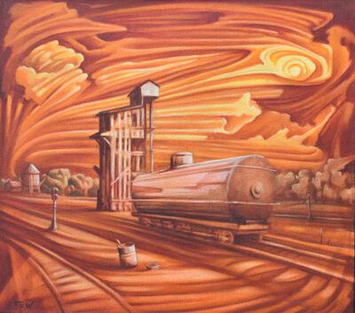 Jono Tew, 'Depot in Rust (Chama) '