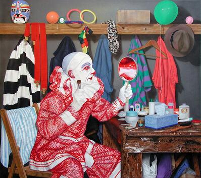 Win Zibeon, 'Self-Portrait-The Mask', 2012
