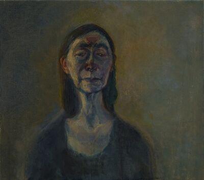 Celia Paul, 'Self-Portrait, June', 2013