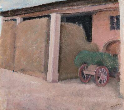 Alberto Ziveri, 'Barn', Anni '30