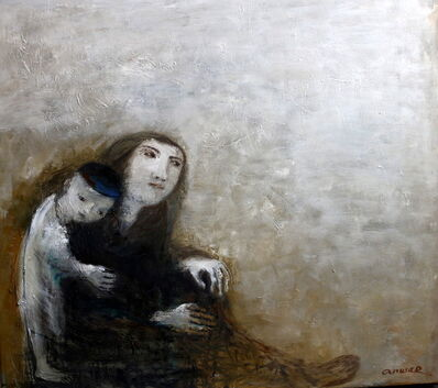 Anwar Abdoullaev, 'Mother and Child', 2015