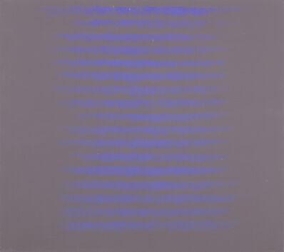 Edwina Leapman, 'A Paler Violet Blue', 2013