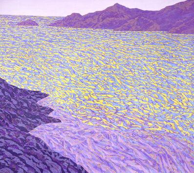 Carlo Battaglia, 'Studio Per Morgana', 1986