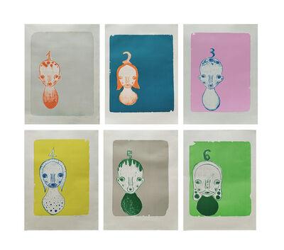 Izumi Kato, 'The Head Suite', 2020