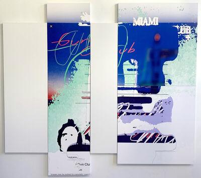 Michael Bevilacqua, 'Miami Split Screen', 2019