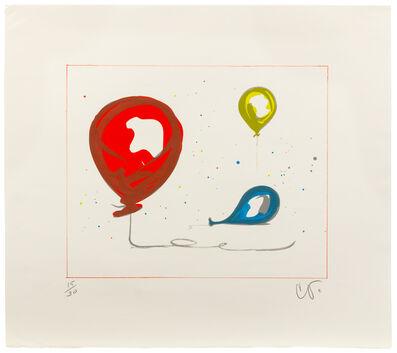 Claes Oldenburg, 'Balloons', 2000