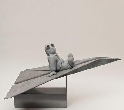 Rodrigo de la Sierra, 'El Avión de Papel', 2014