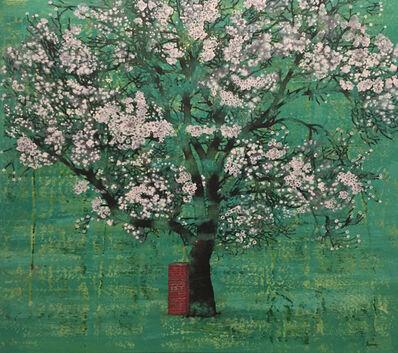 G.R. Iranna, 'The Wise Tree', 2016