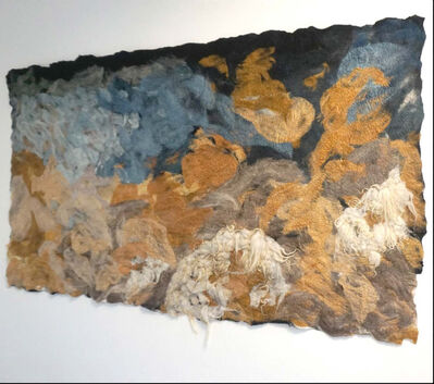 Claudy Jongstra, 'Landscape', 2020