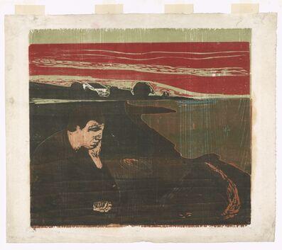 Edvard Munch, 'Melankoli III (Melancholy III)', 1896