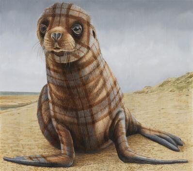 Sean Landers, 'Seal Pup (Chatham, MA)', 2015