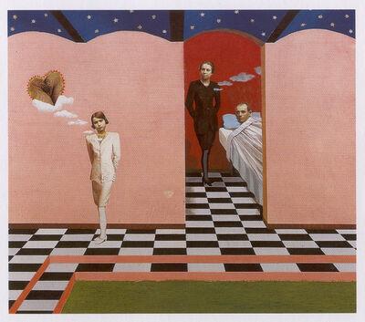 Gino Rubert, 'Impotències', 1995