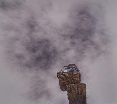 Sanzi 散子, '吉祥云起 Propitious Clouds '