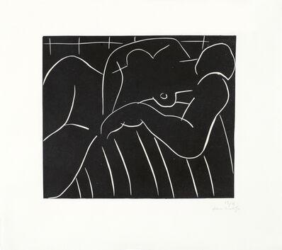 Henri Matisse, 'La Sieste', 1938