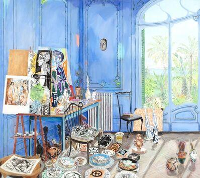 Damian Elwes, 'Picasso's Villa La Californie IV', 2005-2018